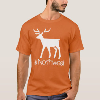 Northwest Sector Symbol - Deer T-Shirt