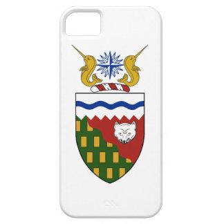 Northwest Territories (Canada) Coat of Arms iPhone 5 Cases