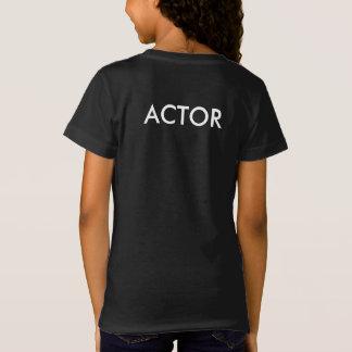"Northwood Acting Studio Girls ""Actor"" T-Shirt"