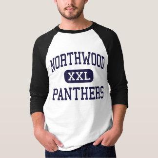 Northwood - Panthers - High - Saltville Virginia Tee Shirt