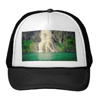 Norwegian Waterfall 2 Mesh Hats