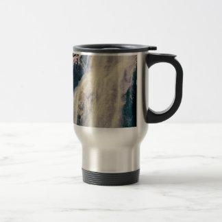 Norwegian Waterfall Coffee Mugs