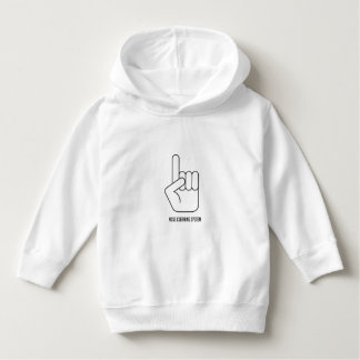 Nose Cleaning System Hoodie