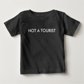 Not a Tourist Little Kid Baby T-Shirt