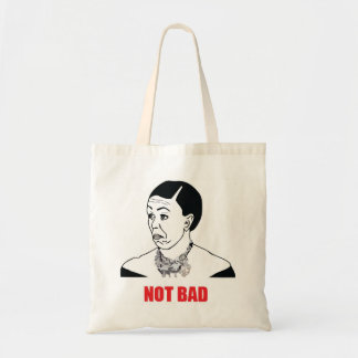 Not Bad - Michelle Obama Tote Bag