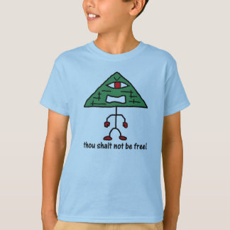 Not Be Free T-shirts