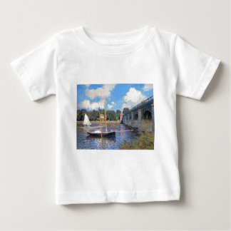 NOT DETECTED by Claude Monet Baby T-Shirt