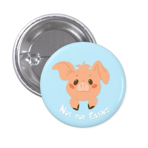 Not For Eating! [button]