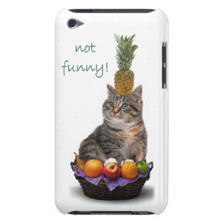 Not funny! barely there iPod cases