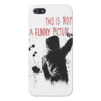 Not funny iPhone 5/5S cases