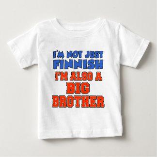 Not Just Finnish Big Brother Shirt