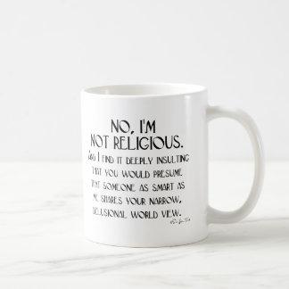 Not Religious Mug