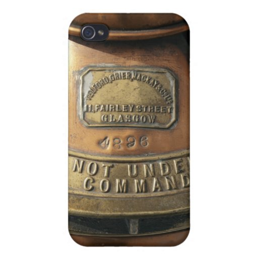 Not Under Command Covers For iPhone 4
