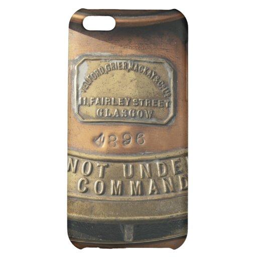 Not Under Command iPhone 5C Cases