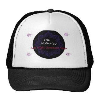notaries Hat