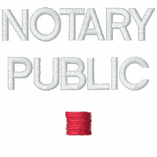 NOTARY EMBROIDERED SHIRTS