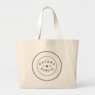 NOTARY PUBLIC ACCESSORIES JUMBO TOTE BAG