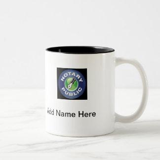 Notary Public Mug / Gift