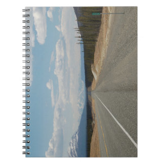Note book highway in Canada
