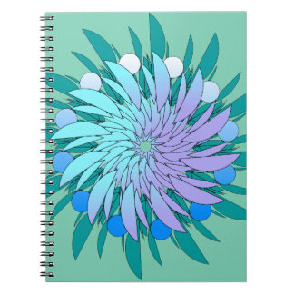 "Note book ""Mandala """
