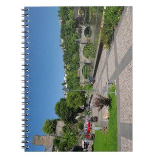 Note book Runkel at the Lahn