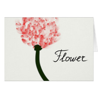 Note Card, Standard white envelopes included Card