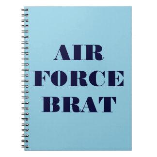 Notebook Air Force Brat