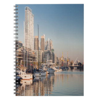 Notebook Marina and Bateaux #1