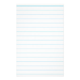 Notebook Stationery