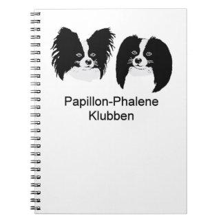 Notesbog med logo notebook