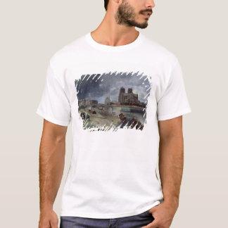 Notre-Dame from the Quai de la Tournelle, 1852 T-Shirt