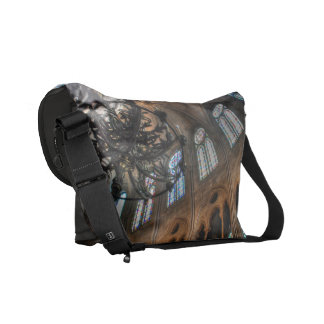 Notre Dame interior Courier Bags