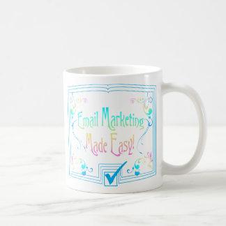 Nouveau on White - Mug