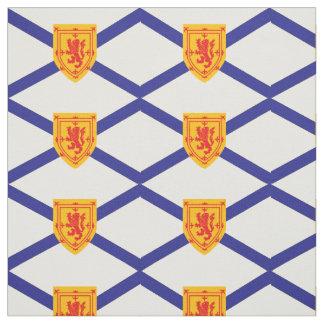 NOVA SCOTIA Flag Fabric