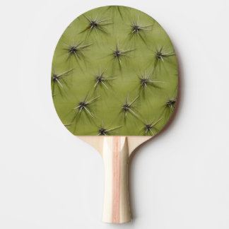 Novelty cactus ping pong paddle for table tennis
