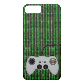 Novelty Video Game Controller for Gamers iPhone 8 Plus/7 Plus Case