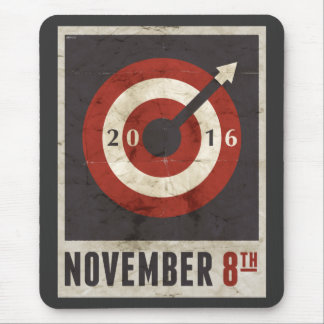 November 8, 2016 mouse pad