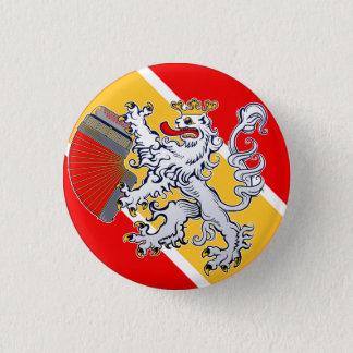 November Criminals Lion of Bohemia Melodeon Button
