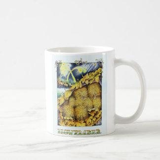 November Hedgehog Mug