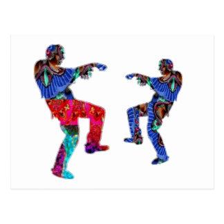 NOVINO Zombi Dance Season 2012 Postcards