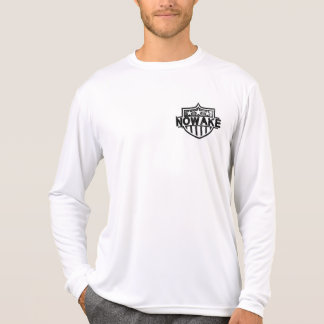 NOWAKE Made in America Long Sleeve T-Shirt