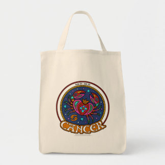 NP Cancer Grocery Tote