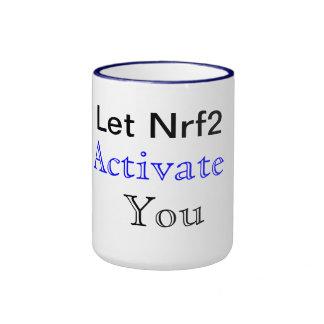 Nrf2 Coffee Mug