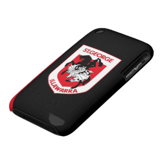 NRL Dragons iPhone 3 Case