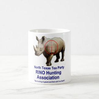 NTTP RINO Hunting Association Basic White Mug