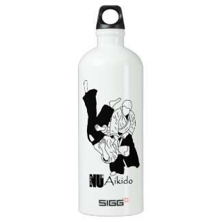 Nu Aikido Design1 SIGG Traveller 1.0L Water Bottle