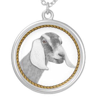 Nubian Goat Necklace