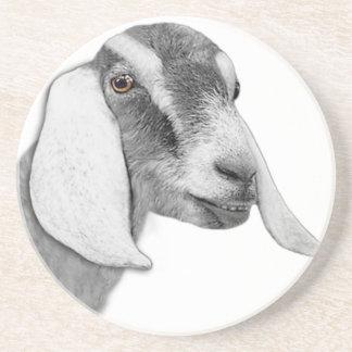 Nubian Goat Sandstone Coaster