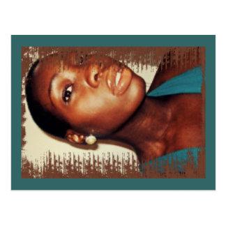 Nubian Post Card