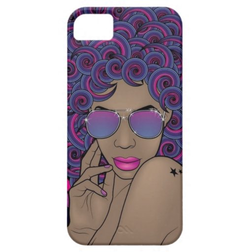 Nubian Princess iPhone 5/5S iPhone 5 Cover